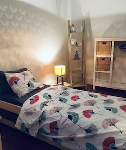 Beautiful bedroom in heart of Geneva (Plainpalais)