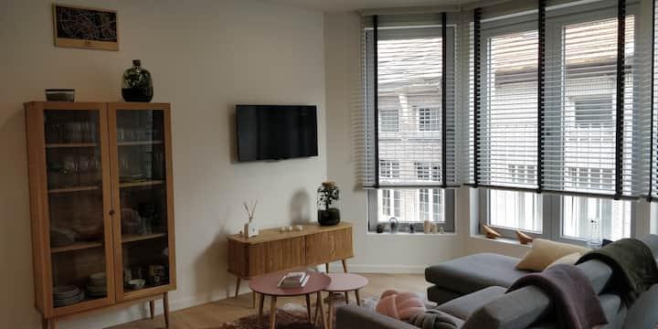 Appartement met parkeerplaats aan Park Spoor Noord