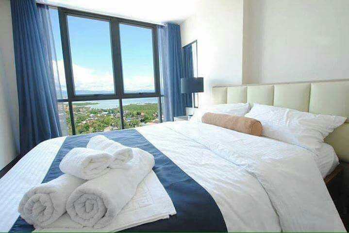 Beach Condo for Rent in Cebu - Lapu-Lapu City - Condominium