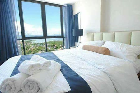 Beach Condo for Rent in Cebu - Lapu-Lapu City - Kondominium