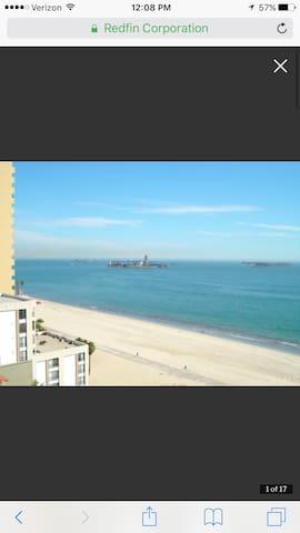Ocean front paradise !
