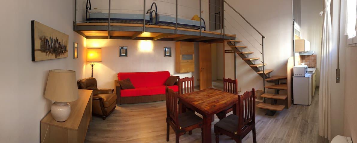 Comodo loft appartamento in zona nord - Milano - Loft