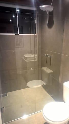 seu banheiro privativo