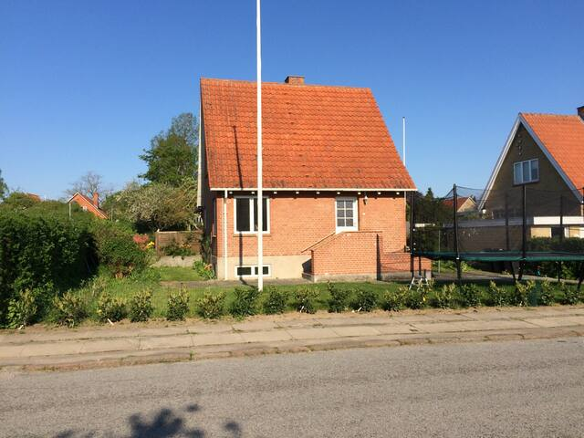 Family House 50 minutes from Copenhagen