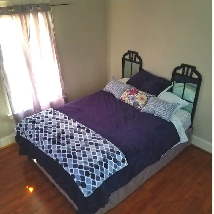 Quiet room nr Akron General/Summa/Children's| WiFI