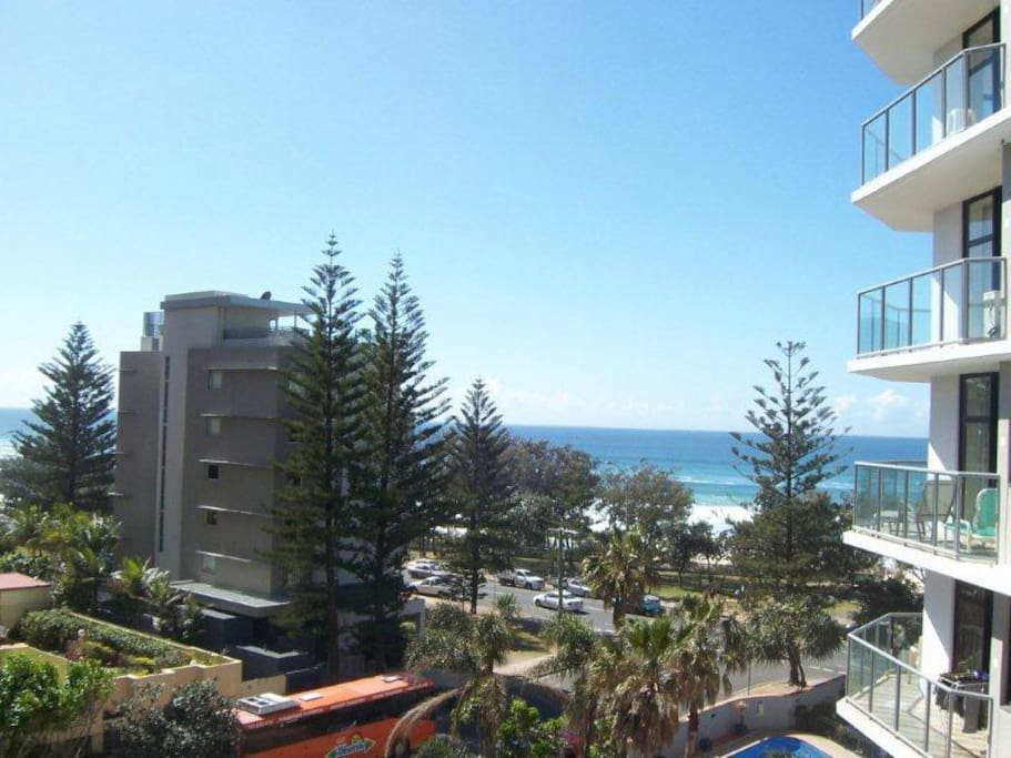 You can enjoy views across the surfers paradise skyline, hinterland and ocean.