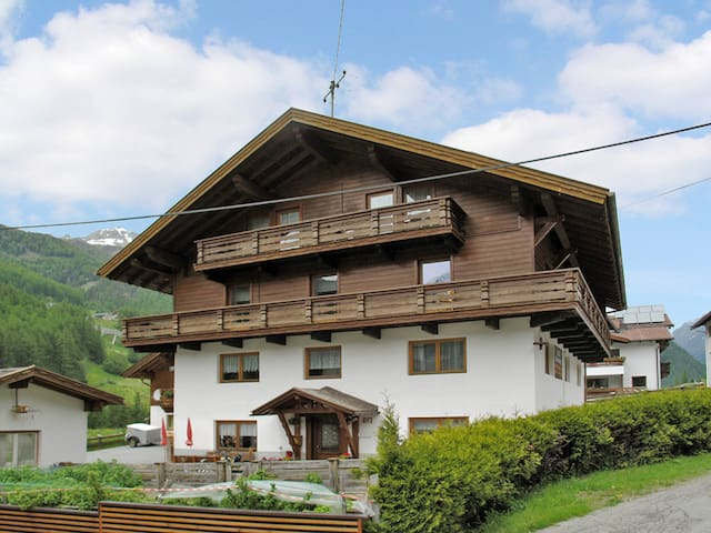 Apartment Haus Brunnenberg in Sölden