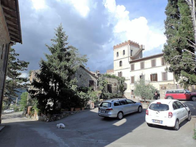 Castello dei cavalieri - Province of Perugia - Hrad