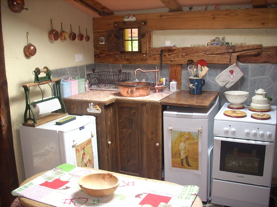 La cuisine des Fées !