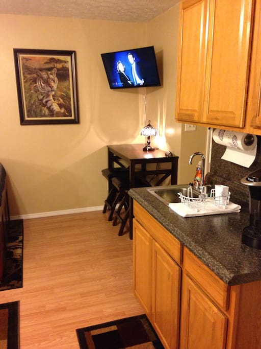 Lewis pearl apt studio suite bowling green apartments for rent in bowling green kentucky for One bedroom apartments in bowling green ky