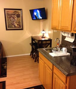 Lewis & Pearl Apt- Studio Suite- Bowling Green - Bowling Green