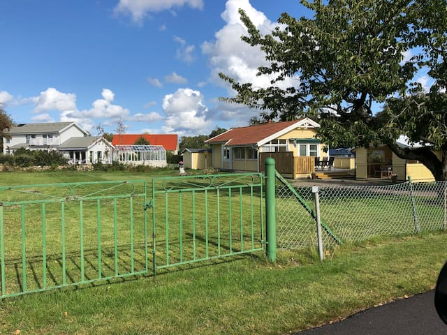 Great house close to the sea/beach of Ringsegård!