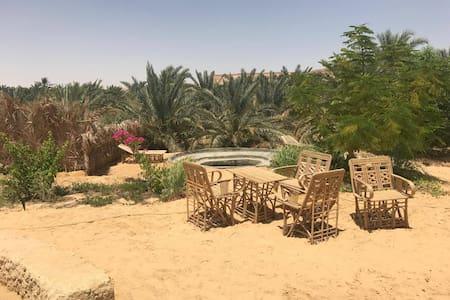 Ali Lodge - Detox Paradise in SIWA