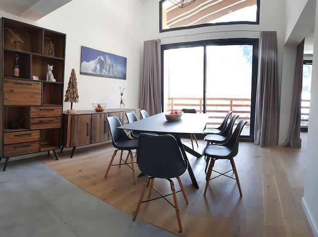 Résidence 5* & Spa, La Cordée, Appartement 821