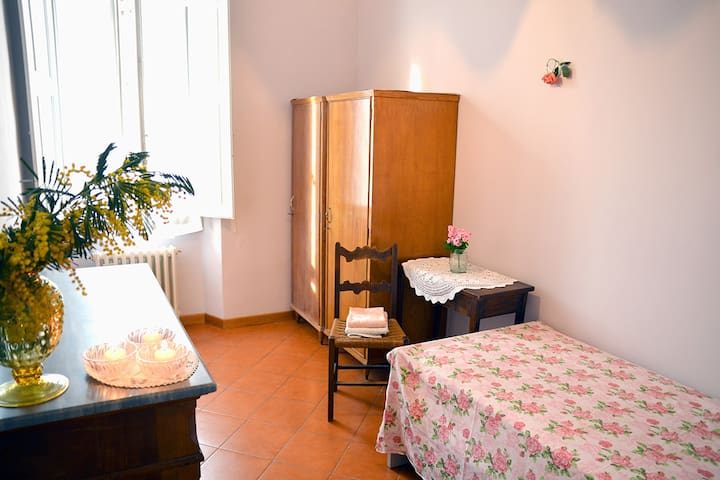 The Arancio room - Florencia - Bed & Breakfast