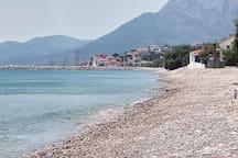 velanidia beach house 10m from sea