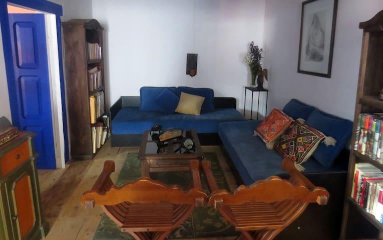 Casa Tzunun: céntrica, amplia, tranquila, equipada - San Cristóbal de las Casas - Talo