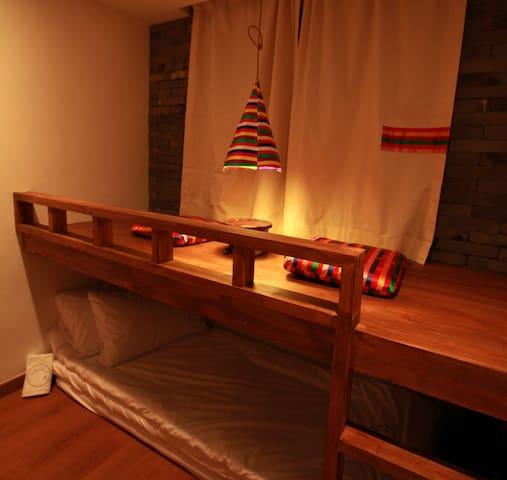홍대 Hongdae Hwon Guest House Room205 - Mapo-gu - Bed & Breakfast