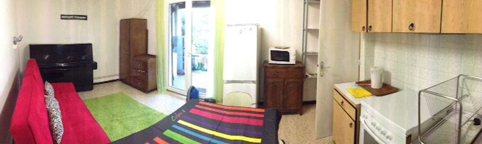 Welcome in our sweet appartement