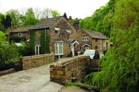 Converted Barn - Marple Bridge - House