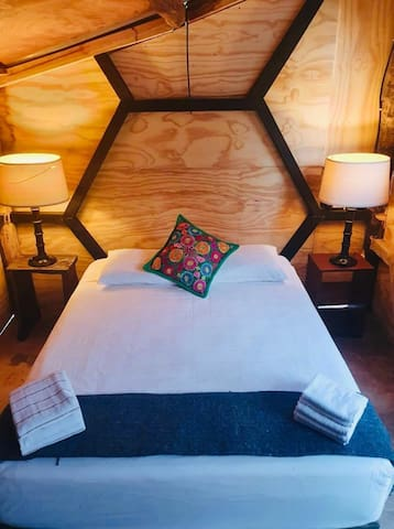 8- Beehive Cabin