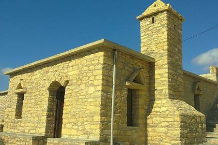 Triopetra Stone Build House - Triopetra - Casa de campo