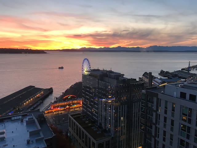 Stunning Seattle Views