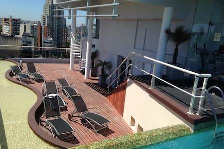 Excellent duplex apartment-swimming pool, jacuzzi - Буэнос-Айрес