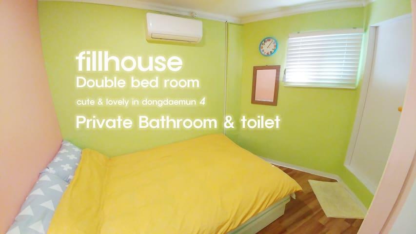 1MIN DONGDAEMUN STATION & PRIVATE BATHROOM (4)