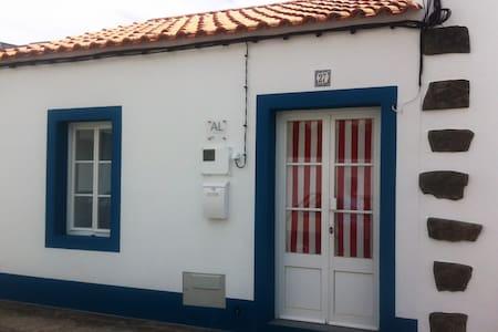 Casinha Azul - Horta