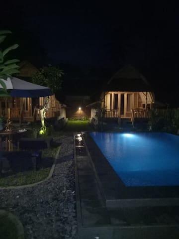 Halumba eco villa Bali