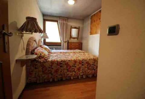 Tipico appartamento di montagna a Sestriere
