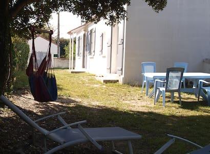 Maison classée *** 200m de la plage - Saint-Pierre-d'Oléron