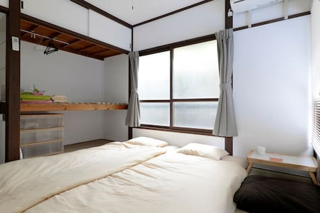 Traditional japanese apartment in Kagurazaka - 新宿区