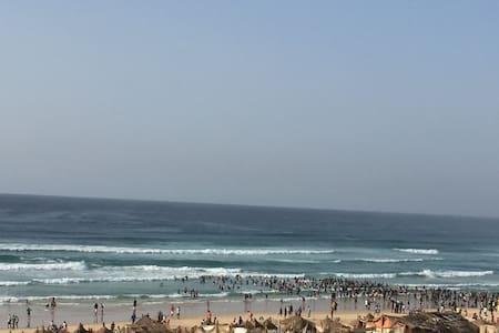 Appt au bord de la plage Yoff BCEAO - Dakar