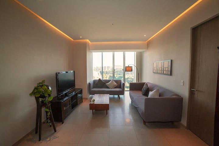 Luxury apartment at Parque La Mexicana ❘ Paradox