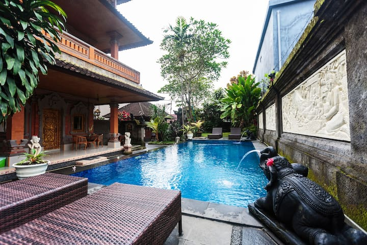 Warji House Bisma Ubud Bali