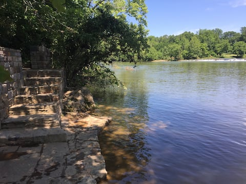 High Falls River Cabin
