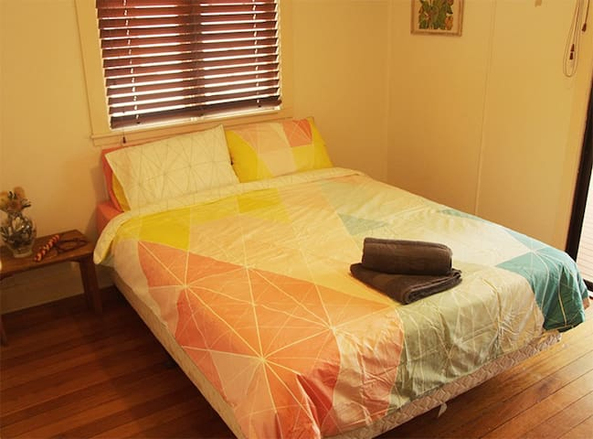 Private room 10 min from Byron Bay - Brunswick Heads - House