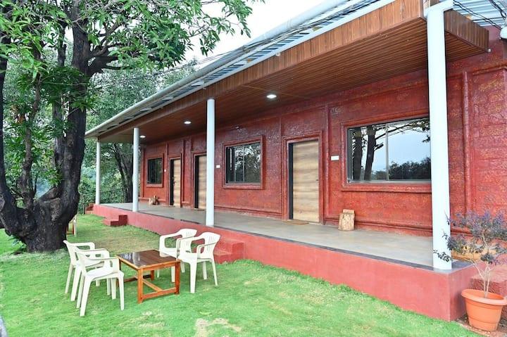 Hotel Shivneri Agro Tourism, Tapola Mahabaleshwar