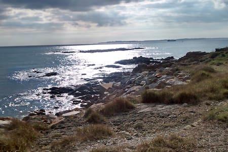 L'Anomie : Gîte indépendant Golfe du Morbihan - Bono - Casa