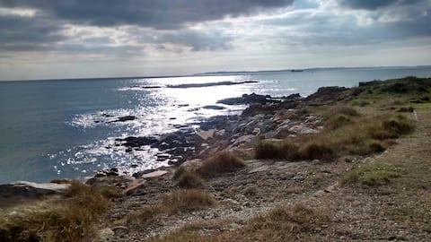 L'Anomie: Отдельный коттедж Gulf of Morbihan