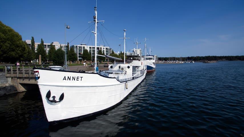 Unique Possibility to Rent Whole Ship
