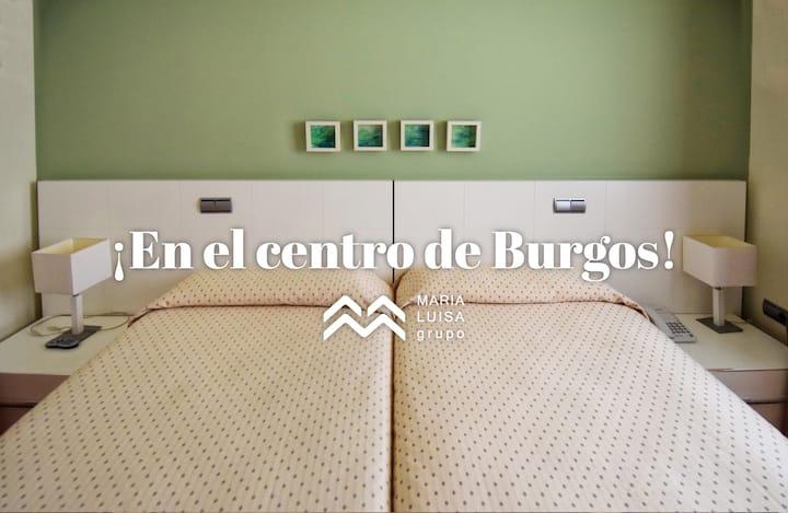 Apartamentos María Luisa (x 4)