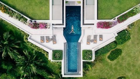Villa Leelawadee - With Phang Nga Bay View