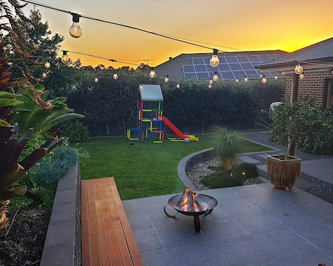 Scenic Retreat-Firepit🔥, Ducted Heat, 25min to 🍷