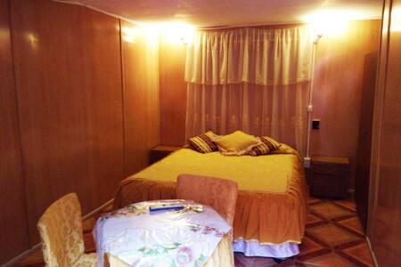 Habitación con baño privado para 1 o 2 personas - Machalí