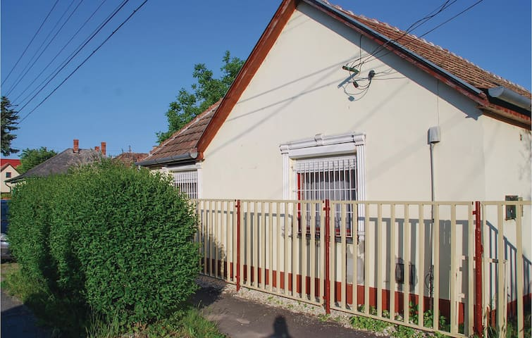 Holiday cottage with 2 bedrooms on 48 m² in Siófok