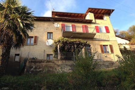 Casa Mari - Somazzo/Capriasca