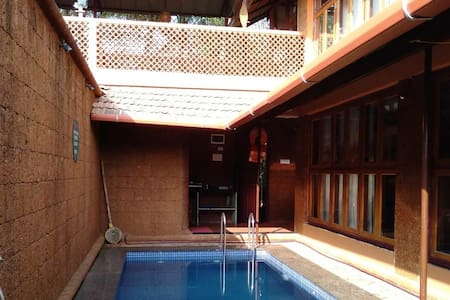 Individual pool villa  entire cottage